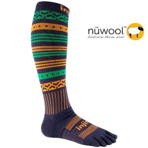 Injinji SNOW POLAR Over The Calf Nuwool
