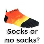 How to Wear FiveFingers: Toe-Socks or No Socks?