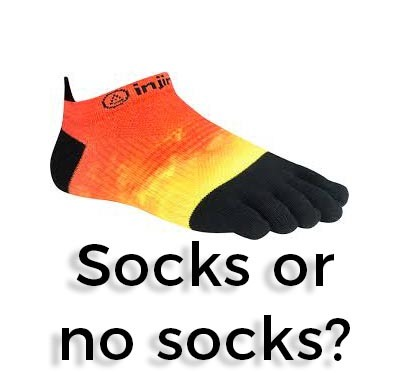 FiveFingers With Toe-socks
