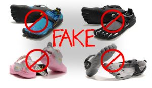 Genuine vs Fake – Why Should I Buy Genuine Vibram FiveFingers?