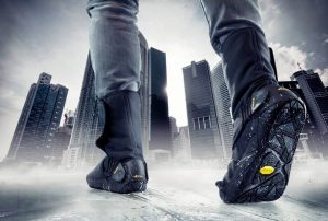 Vibram Furoshiki Oslo Waterproof Winter Boots Arctic Grip